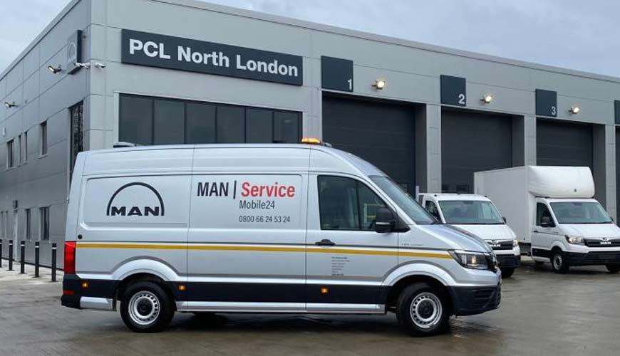 PCL North London - Truck Service and Repair