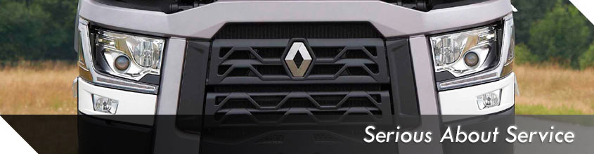 Renault New Truck Sales
