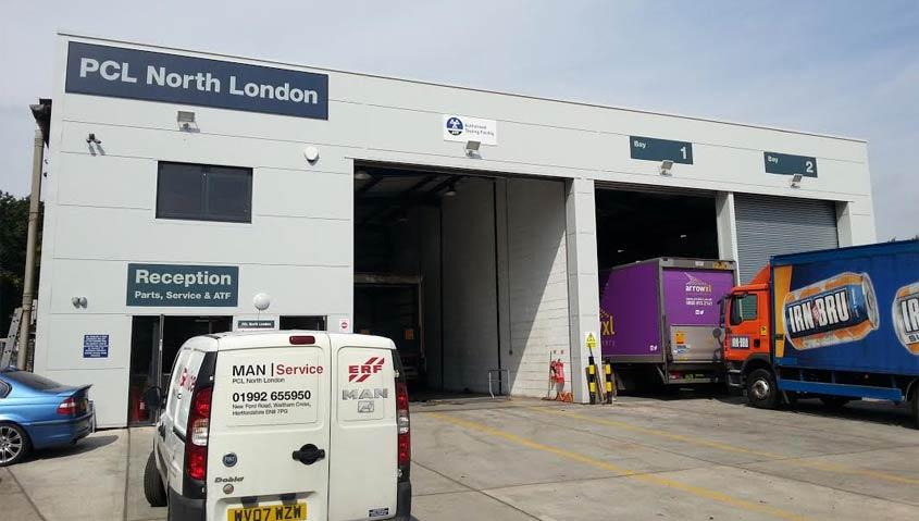 fbd97ba516e PCL North London - Truck Service and Repair