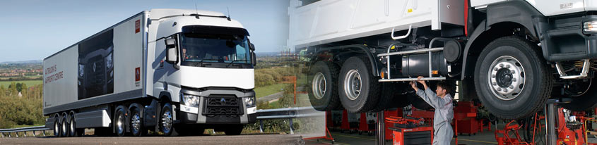 Renault Truck service and support